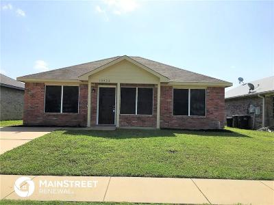 Fort Worth Residential Lease For Lease: 10533 Many Oaks Drive