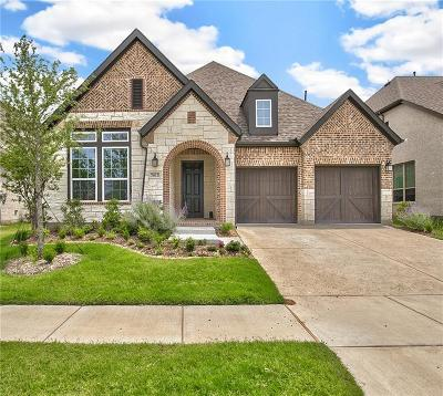 McKinney Single Family Home For Sale: 7013 St Georges Drive