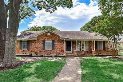 Dallas Single Family Home For Sale: 5627 Elm Valley Lane