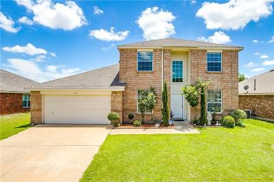 Fort Worth Single Family Home For Sale: 417 Autumn Park
