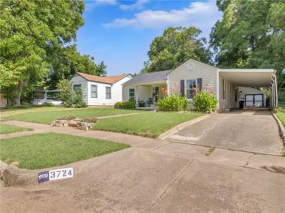 Arlington Heights Single Family Home For Sale: 3724 El Campo Avenue