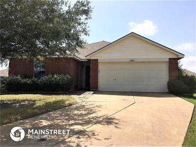 Fort Worth Residential Lease For Lease: 1420 Royal Meadows Trail