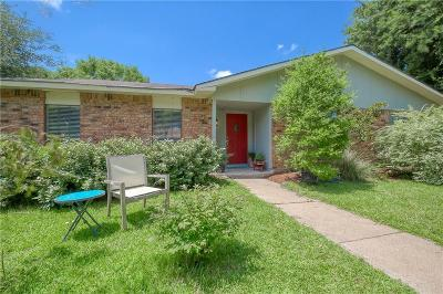 Coppell Single Family Home For Sale: 225 Park Meadow Way