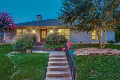 Richardson Single Family Home For Sale: 2214 Eastwood Drive