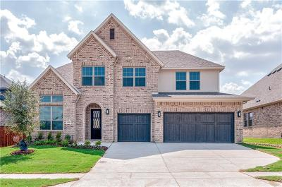 Roanoke TX Single Family Home For Sale: $554,990
