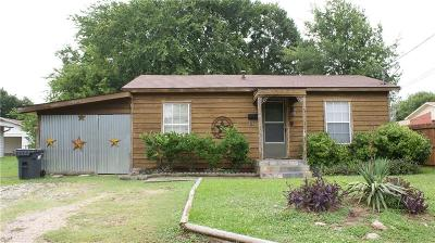 Corsicana Single Family Home For Sale: 511 N 32nd Street