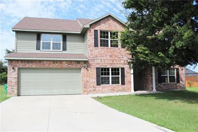 Stephenville Single Family Home For Sale: 1005 Antelope Trail