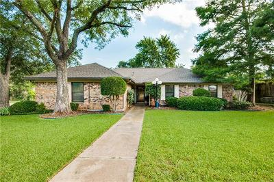 Euless Single Family Home For Sale: 806 Glenn Drive
