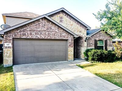 McKinney Single Family Home For Sale: 613 Osage Drive