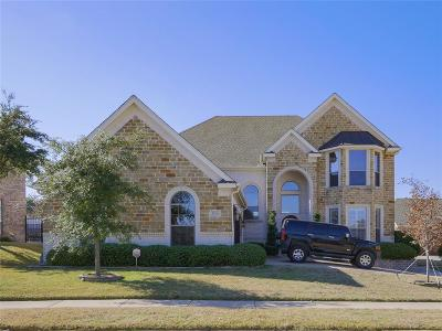 Benbrook Single Family Home For Sale: 4816 Ridge Circle