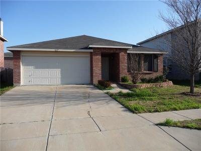 Fort Worth Residential Lease For Lease: 1617 Sierra Meadow Lane