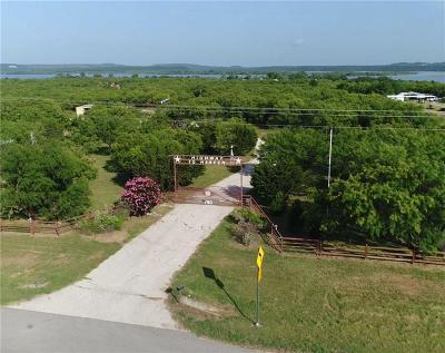 Possum Kingdom Lake TX Single Family Home For Sale: $259,000