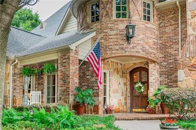 McKinney Single Family Home For Sale: 2601 Eldorado Parkway