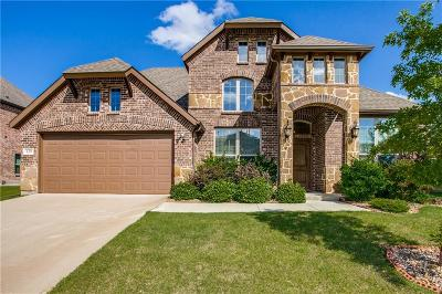 Fate Single Family Home For Sale: 630 Grisham Drive