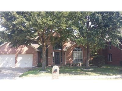 Flower Mound Residential Lease For Lease: 1412 Hickory Drive