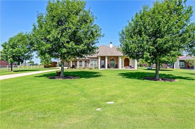 Lavon Single Family Home Active Option Contract: 10280 County Road 540