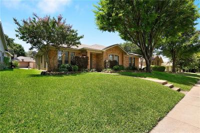 Frisco Single Family Home Active Option Contract: 8241 Willow Creek Drive