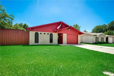 Rowlett Single Family Home For Sale: 6008 Willow Way