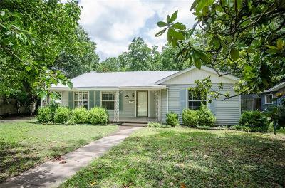 Corsicana Single Family Home For Sale: 317 N 37th Street