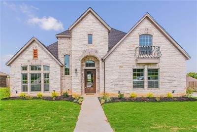 Weatherford Single Family Home For Sale: 2302 Trace Ridge Drive