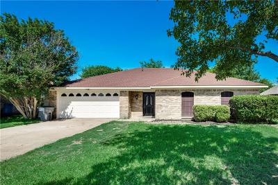 Allen Single Family Home For Sale: 1110 Candlewood Drive