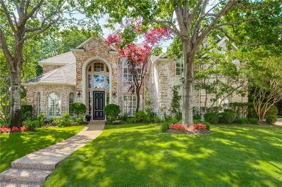 Plano Single Family Home For Sale: 6532 Hidden Creek Court