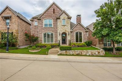Lewisville Single Family Home For Sale: 2601 Lady Viviane Lane