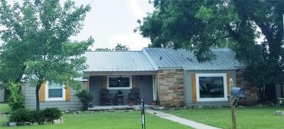 Jack County Single Family Home For Sale: 243 W Live Oak Street