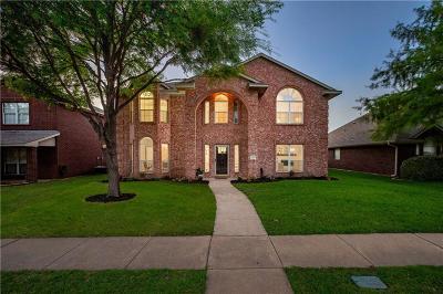 Allen Single Family Home For Sale: 1511 Appalachian Drive