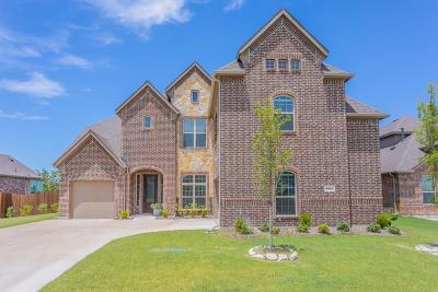 Rockwall Single Family Home For Sale: 3907 Whitman Drive