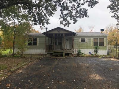 Wills Point Single Family Home For Sale: 3509 County Road 3711