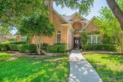 Keller Single Family Home For Sale: 1514 Sweetgum Circle