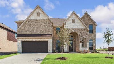 Forney Single Family Home For Sale: 1144 Flamingo Road