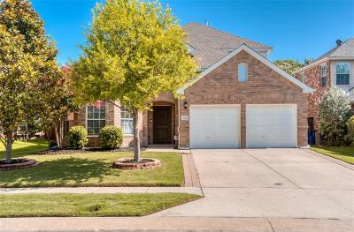 McKinney Single Family Home Active Option Contract: 5412 Broken Bend Drive