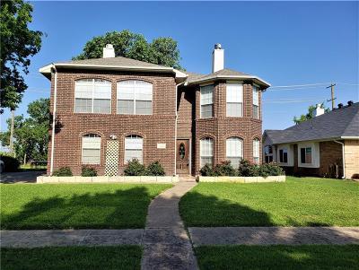 Rowlett Single Family Home For Sale: 3509 Leeward Lane