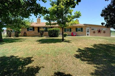 Justin Single Family Home For Sale: 17240 Aa Bumgarner Road