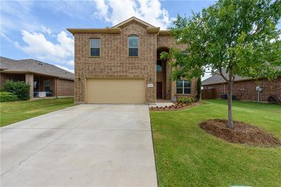 Krum Single Family Home For Sale: 5114 Mountain View Drive