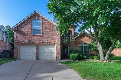Flower Mound Single Family Home For Sale: 2916 Raven Circle