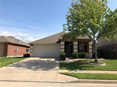 Fort Worth Residential Lease For Lease: 4545 Willow Rock Lane