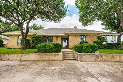 North Richland Hills Single Family Home For Sale: 6516 Riviera Drive