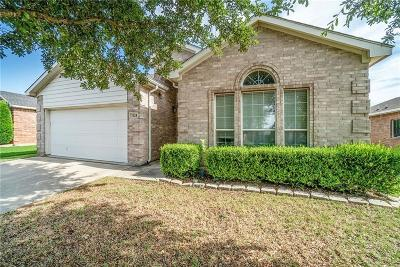 Crowley Single Family Home Active Option Contract: 1124 Switchgrass Lane