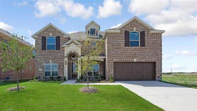 Forney Single Family Home For Sale: 1109 Chickadee Drive