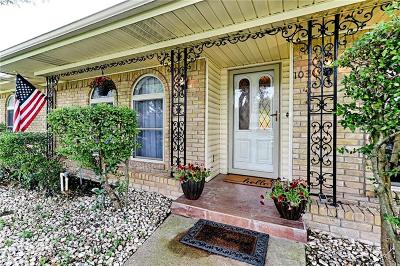 Desoto Single Family Home For Sale: 1034 Hunters Creek Drive