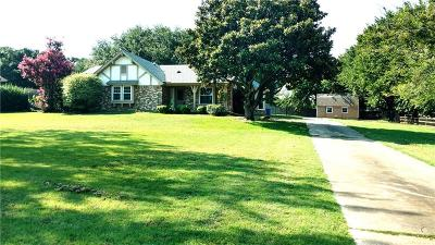 Keller Single Family Home Active Contingent: 1237 Robin Drive