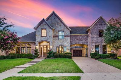 Prosper Single Family Home For Sale: 1091 Terrace Manor