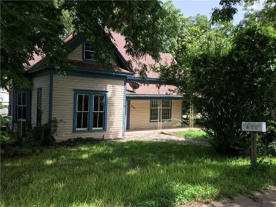 Hamilton County Single Family Home For Sale: 420 South Rice