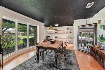 Richardson Single Family Home Active Option Contract: 647 Wentworth Drive