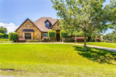 Aledo Single Family Home For Sale: 1405 Cherry Hill Court