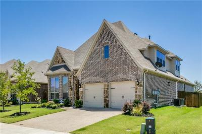 Lewisville Single Family Home For Sale: 1022 Cordero Drive