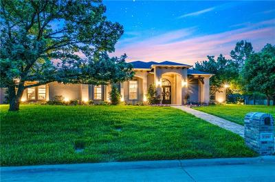 Colleyville Single Family Home For Sale: 3700 Laurens Place